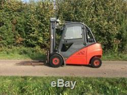 Chariot Élévateur Linde H30d Finance Disponible Ref 5539