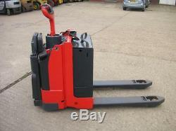 Chariot Élévateur Linde T20ap 2000kg Electric Forktruck