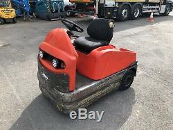 Chariot Élévateur P60z Tracteur Remorqueur Comme Yale Clark Nissan 6 Tonne Électrique