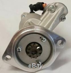Démarreur Pour Chariot Élévateur Diesel Hyster H2.00 / 2.50 / 3.00 XM - Pièces Pour Lind