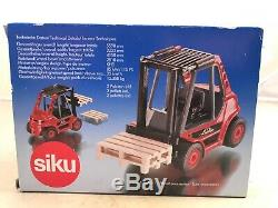 Diecast Siku 2619 Linde Truck, 150 Balance En Boîte