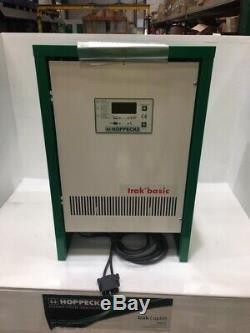 Hoppecke 24v 3 Phase 40 Ampères Chariot Élévateur Frontal Chargeur De Batterie Hyster Yale Linde
