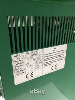 Hoppecke 48v 3 Phase 50 Ampères Chariot Élévateur Frontal Chargeur De Batterie Hysteryale Linde