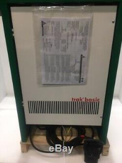 Hoppecke 48v 3 Phases 60 Ampères Chariot Élévateur Frontal Chargeur De Batterie Hyster Yale Linde