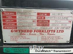 Hyster H4.0ft 4 Tonnes Diesel Chariot Élévateur Frontal Non Toyota, Linde, Doosan