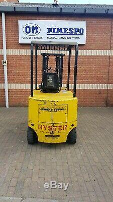 Hyster J3.00 XL Chariot Élévateur Linde Chariot Élévateur Comme Toyota En Bon État De Fonctionnement