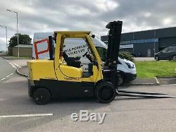 Hyster S7.0ft 7000kg Diesel Chariot Élévateur À Fourche Chariot Élévateur À Fourche Linde Toyota Chat