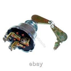 Interrupteur D'allumage 83353 Pour Chariot Élévateur Linde, Camion Palette (3 Broches, 3 Positions)