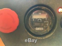 Jungheinrich Eme114 Transpalette Électrique 24v Lorry Linde Jcb Nouvelles Batteries