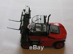 Kolibri 1/25 Échelle Linde Diecast 1401 Diesel Chariot Élévateur Frontal H100 H180
