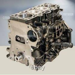 Kurbeltrieb Austauschmotor Motor Vw 2.0 Tdi Cpya Cpyb Moteur Bloc Court