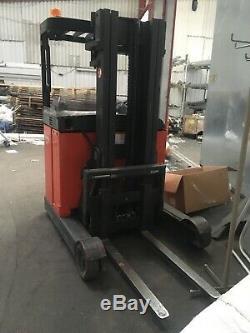 Lansing Linde Chariot Électrique De R14 Fork Lift Chariot
