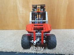 Lego 8416 Chariot Élévateur Flt 100% Complet Linde Toyota Hyster Jungheinrich