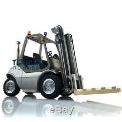 Lesu 1/14 Rc Linde Chariot Élévateur Unassembled Transfert Moteur Esc Servo Truck