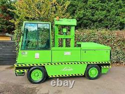 Linde 4 Tonnes Diesel Chariot Latéral / Chariot Élévateur Frontal
