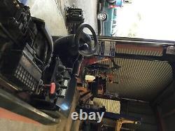 Linde Chariot Élévateur À Fourche R16 Léger Dégâts De Feu No Tva Super État Camion Fourchette Budgétaire