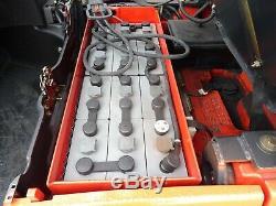Linde E12 Chariot Élévateur Électrique Usagé. (# 2505)