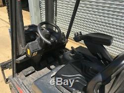 Linde E14-02 Chariot Élévateur 3 Roues 1400kgs Entrepôt Chariot Élévateur