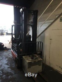 Linde E16 C -02 48 Volts Chariot Élévateur Forktruck £ 5495 + Vat