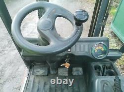 Linde E16 C 02 Fourche Chariot Camion Électrique Contrepoids Similaire E11 E12 E14