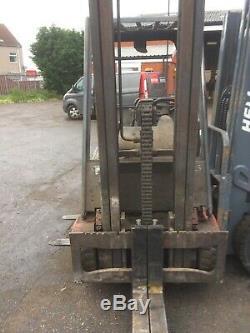 Linde E16 Chariot Élévateur £ 1200 + Vat