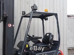 Linde E16 Chariot Élévateur Électrique Usagé. (# 2240)