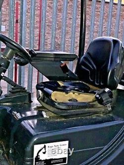 Linde E18 Electric 4 Wheel 1.8t Chariot Élévateur, Ordre De Travail Parfait, Low MIL