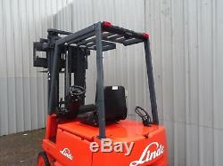 Linde E18z Chariot Élévateur Électrique D'occasion. (# 2299)