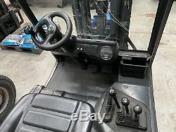 Linde E25-01 Électrique Chariot Élévateur Frontal Nissan Toyota Prenez Hyster