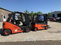 Linde E25 Année 2013 Chariot Élévateur Électrique / Nissan / Toyota / Chariots