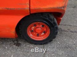 Linde E30 Chariot Élévateur Électrique Usagé. (# 2259)