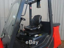 Linde E35p Occasion Chariot Élévateur Électrique. (# 2768)