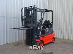 Linde Ep16p Utilisé Chariot Élévateur Électrique. (# 2462)