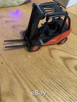 Linde Forklift Truck Modèle 2785 Conrad H20 H25 H30 125