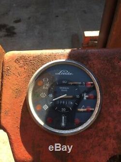 Linde Gas Chariot Élévateur Frontal 1,5 Tonnes