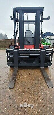 Linde H120 Diesel Big Truck 2006 Chariot Porte Containers Hyster