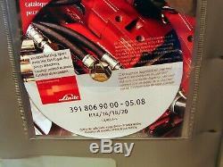 Linde H14 / 16/18/20 Gpl Chariot Élévateur Frontal Mode D'emploi Avec Un Excellent CD