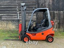 Linde H16t Camion Chariot Élévateur À Essence 1,6 Tonne