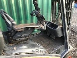 Linde H16t Gaz Chariot Élévateur, Heures Bas, Spec Container