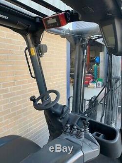 Linde H18 Gaz Gpl Chariot Élévateur Frontal 2016