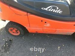 Linde H18t-03 Chariot Élévateur Frontal