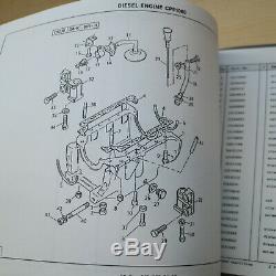 Linde H20 H25 H30 H35-03 Pièces Camion Élévateurs Lift Catalogue Livre Manuel Oem De Rechange