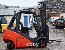 Linde H20d, 2t Diesel Counterbalance Forklift Truck, 2008 Année, 4830 Heures
