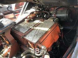 Linde H20t 2t Gpl À Gaz Occasion Camion Uniquement 5k Heures D'utilisation