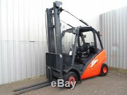 Linde H25d Chariot Élévateur Diesel Usagé. (# 2344)