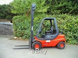 Linde H30d 3 Tonnes Diesel Chariot Élévateur Frontal
