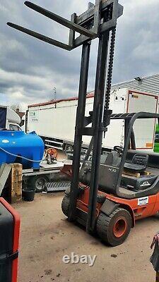 Linde H30d 3 Tonnes Diesel Counterbalance Forklift Truck Linde H30d 3 Tonnes Diesel Counterbalance Forklift Truck Linde H30d 3 Tonnes Diesel Counterbalance Forklift Truck Linde