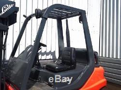 Linde H30d Chariot Élévateur Diesel Occasion. (351009016330)