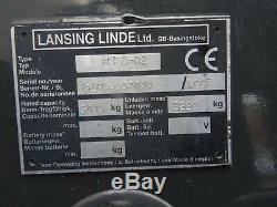 Linde H30d Diesel Occasion Camion. (# 2737)