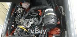 Linde H30t 392 Gas Chariot Élévateur Frontal 2014 3000 KG Capacité De Levage En Très Bon Con
